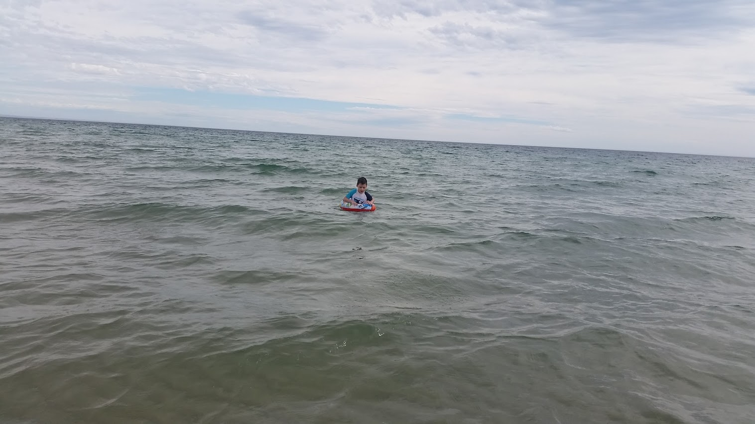 Nissim swimming Glenelg